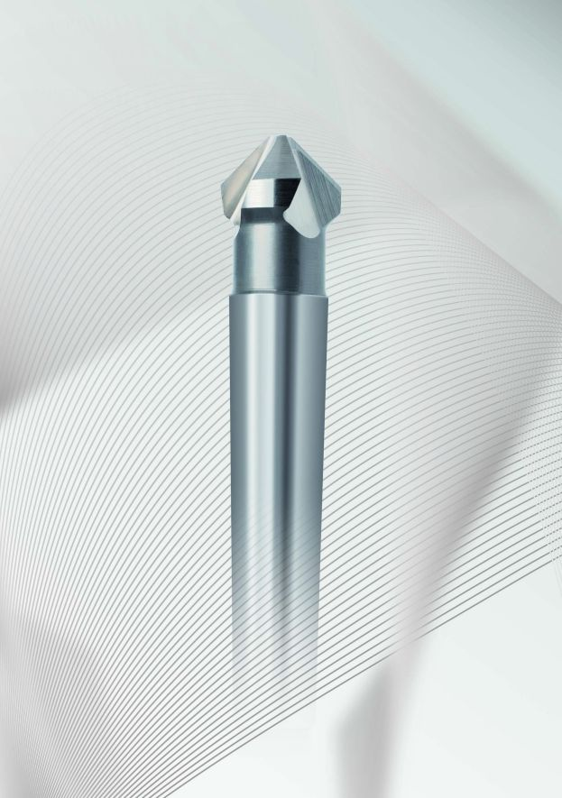 Countersinking and Deburring Tools - quick, clean and fully automated