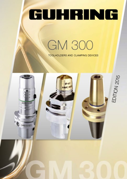 GM 300 - Tool holders and clamping devices