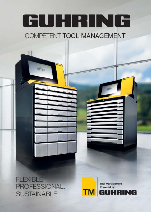 Guhring Competent Tool Management Software