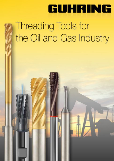Threading tools for the oil and gas industry