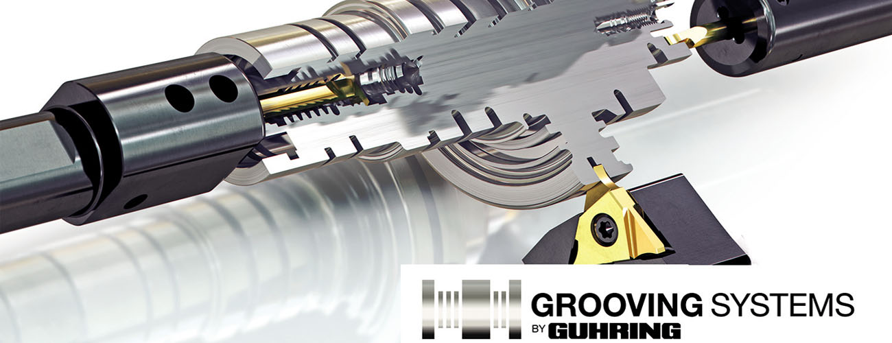 Grooving Systems and Tools by Guhring Philiipines